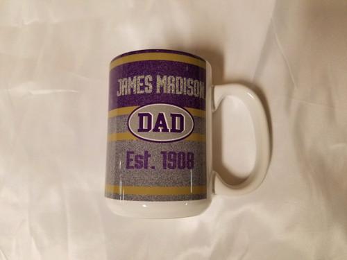 Dad Sublimated Coffee Mug