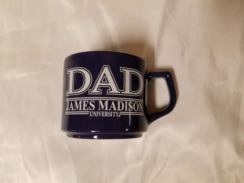 James Madison Dad Mug