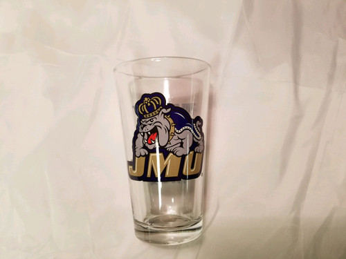 16oz. Mascot Fight Song Pint Glass