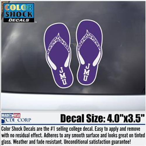 Flip Flops Decal