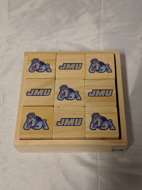 JMU Wood Block Set