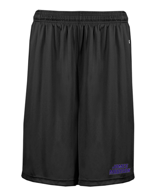 Badger Youth Pocketed Shorts