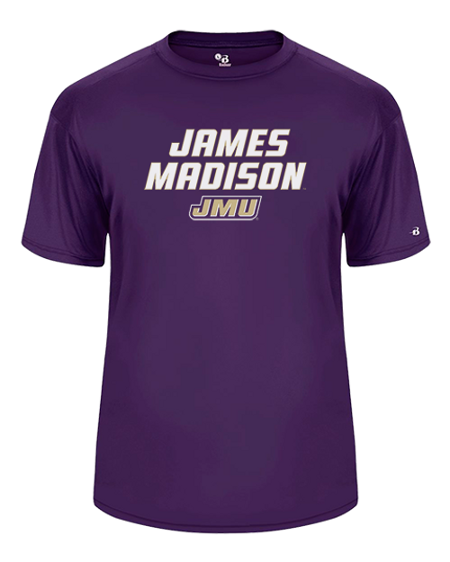Badger Youth B-Core James Madison Tee