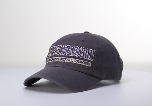 JMU Sports Hat - Marching Royal Dukes