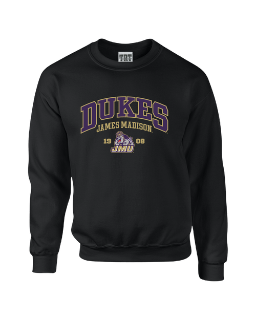 Dukes Applique Crew Neck