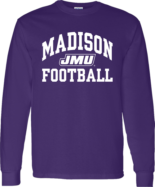 2019 Game Day Tee Long Sleeve - Purple