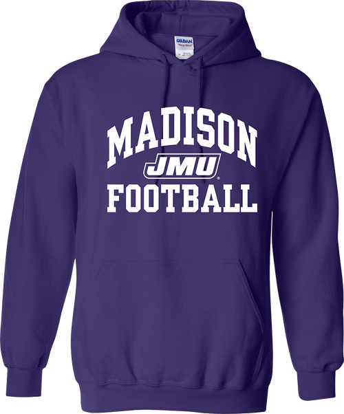 2019 Game Day Hooded - Purple