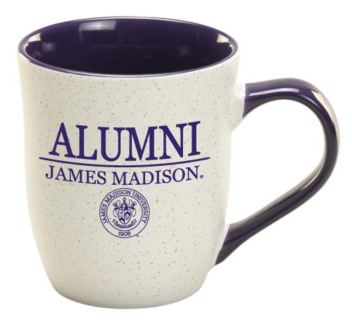 Purple Granite Mug with Alumni Design