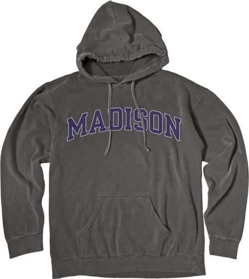 Madison Dyed Ringspun Fleece Hood