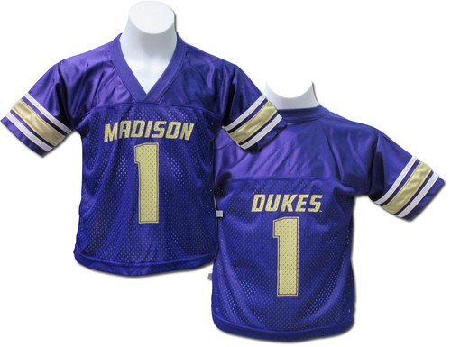 Toddler Jersey with JMU Slant #1