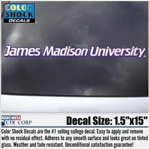 Full Name Bubble Decal
