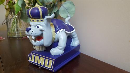 JMU Duke Dog Statute