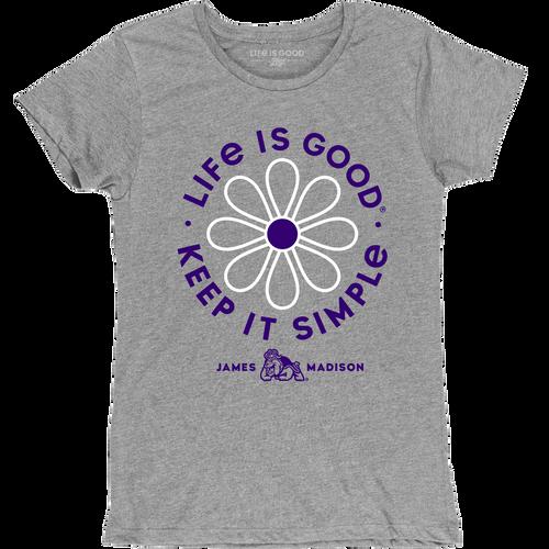 "James Madison ""Life is Good"" Daisy"