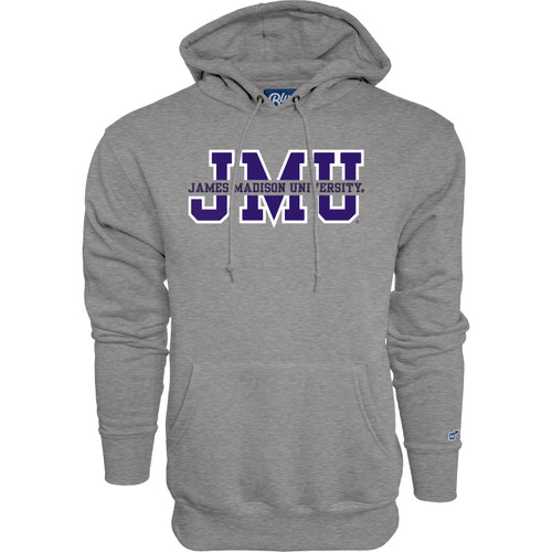 "B84 Graphite Hood ""Top Level"" - James Madison University thru JMU"