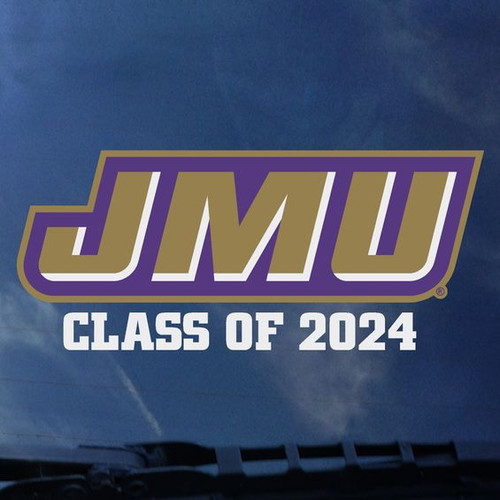 Class of 2024 Decal