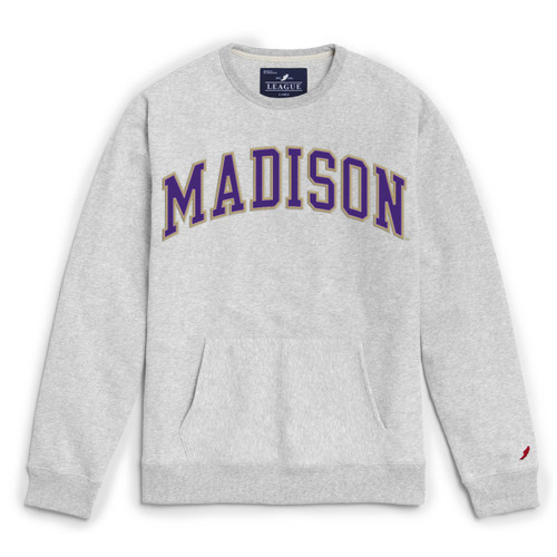 L20 - Madison Applique Pocket Crew