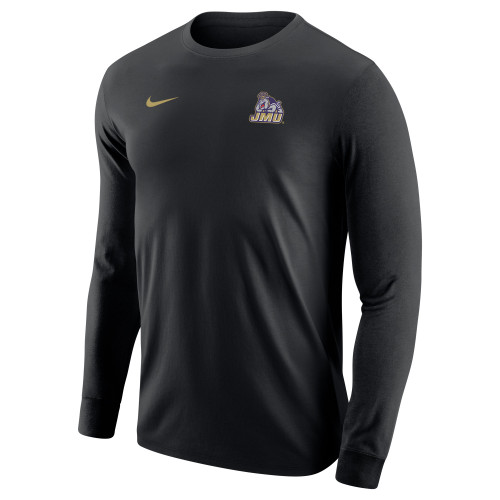NIKE S20 Dri-Fit Coaches Long Sleeve - Anthracite