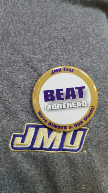 BEAT Morehead  - - JMU Fans are Always in the Stands