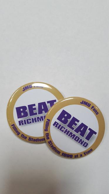 BEAT RICHMOND  - -  JMU Fans Filling the Stadium 1000 at a Time