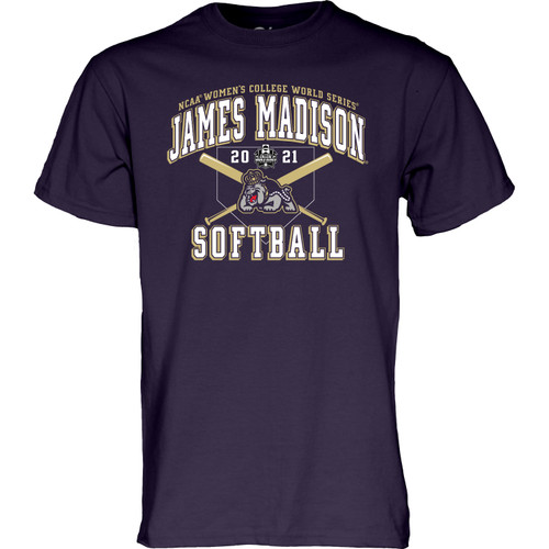 Youth WCWS JMU first Ever Trip Commerative T