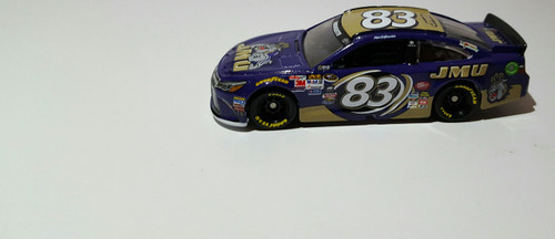 Nascar #83 JMU Replica Diecast Race Car 1:64