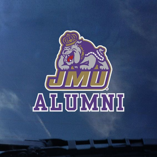 Alumni Decal-Full Logo