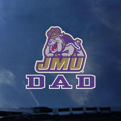 Dad Decal-Full Logo