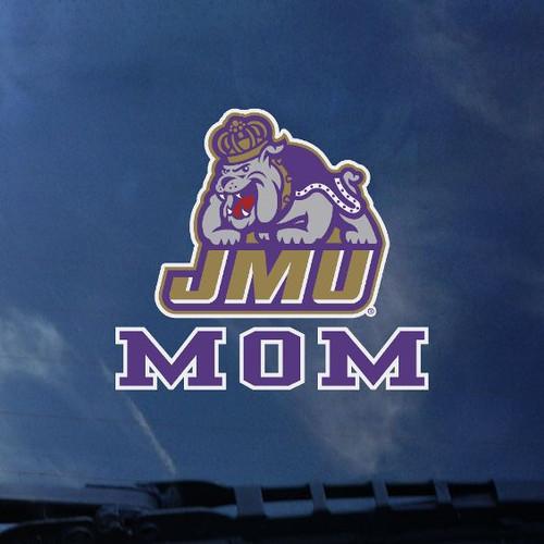 Mom Decal-Full Logo