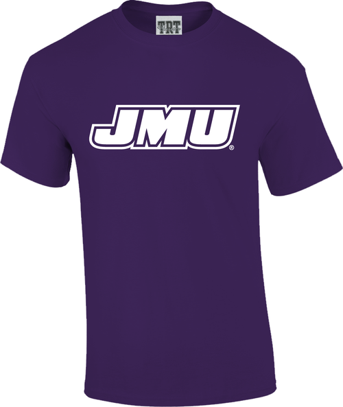JMU Rainbow T's - Purple