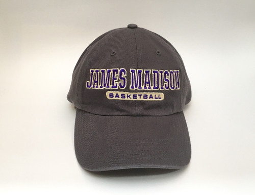 JMU Sports Hat  - Basketball