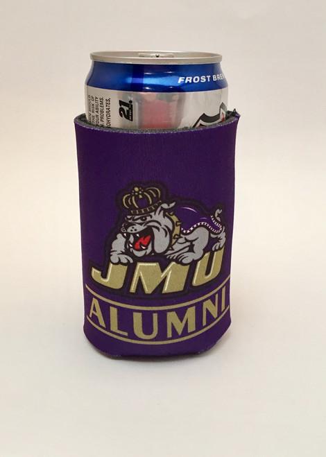 JMU Alumni Koozie