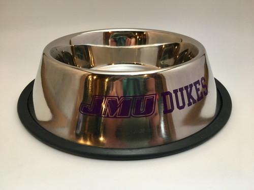 JMU Dukes Dog Bowl