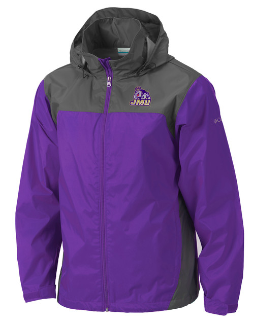 "Columbia JMU ""Glennaker Lake"" Rain Jacket"