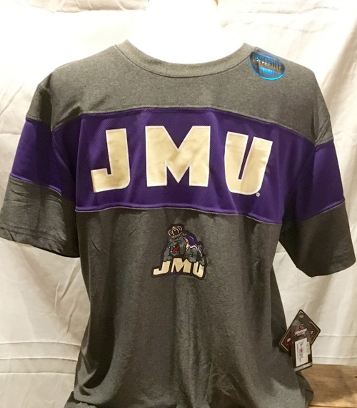 Youth Newman Performance JMU Tee