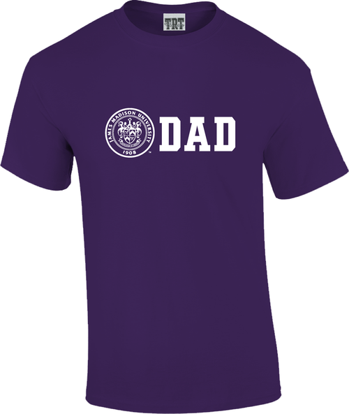 DAD Purple with Seal