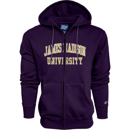 James Madison Omega Full Zip Hood