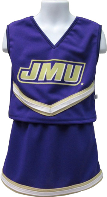 JMU Youth Cheer Outfit
