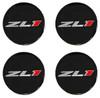 Camaro ZL1 Center Cap Kit (Includes 4) - Wildhammer