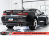 Camaro SS/ZL1 Touring Edition Cat-Back Kit, Quad Exhaust Non-Resonated  - AWE Tuning