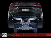 Camaro SS Touring Edition Cat-Back Kit, Dual Exhaust Resonated  - AWE Tuning