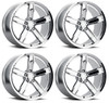 Camaro Z10 IROC Wheel Kit (Chrome)(Includes 4, Front & Rear) - Factory Reproductions