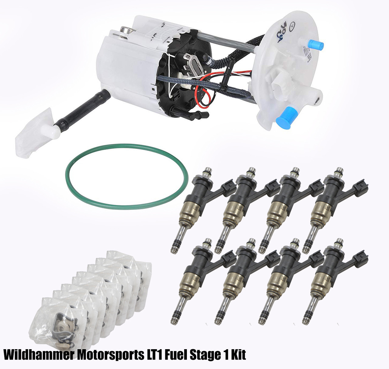 Camaro LT1 Wildhammer Edition, Fuel Stage 1 Kit  - General Motors