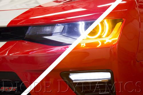 Camaro Switch Back Halo Kit - Diode Dynamics