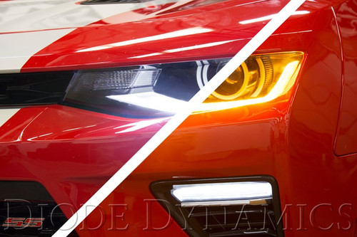 Camaro Switch Back DRL Boards - Diode Dynamics