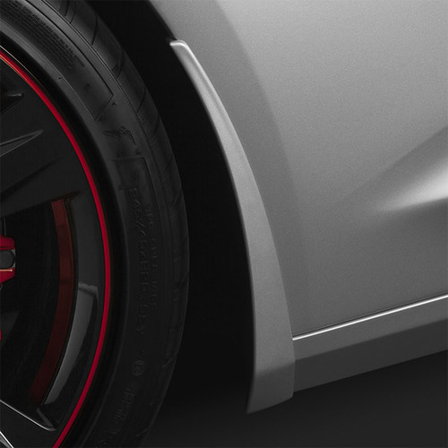 Camaro Molded & Painted Splash Guards - General Motors