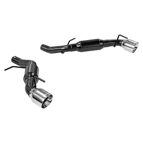 Camaro 2.0L Turbo Axle-Back Performance Exhaust Kit - Flowmaster
