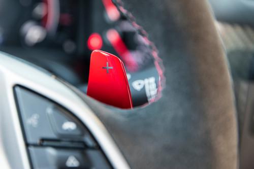 Camaro Colored Paddle Shifters - General Motors