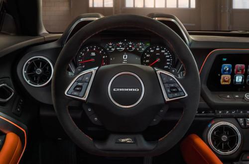 Camaro Hot Wheels Edition Steering Wheel - General Motors