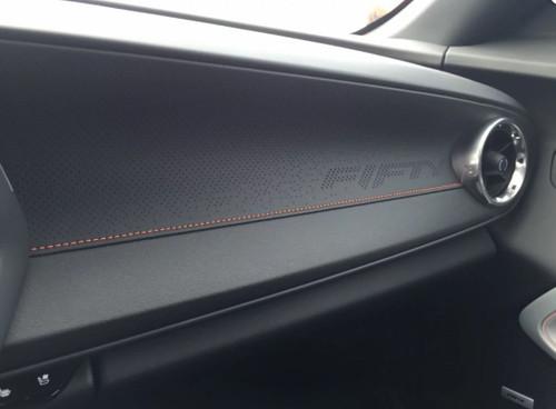 Camaro Fifty Edition Passenger Dash Pad - General Motors