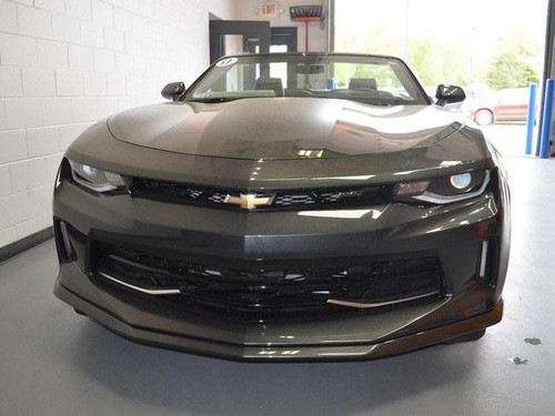 Camaro LT Fifty Edition Lower Grille W/ Silver Inserts - General Motors